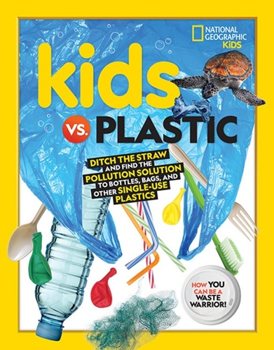 Kids vs. Plastic: Ditch the straw and find the pollution solution