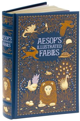 Aesop's Illustrated Fables (Leatherbound Classic Collection)