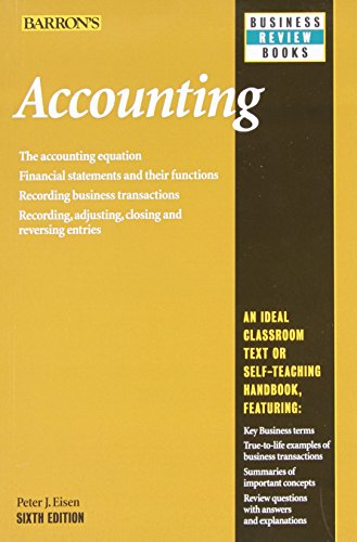 Accounting 6th Edition