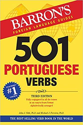 501 Portuguese Verbs 3rd Edition