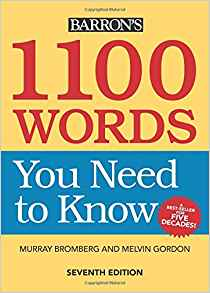 1100 Words You Need to Know 7th Edition
