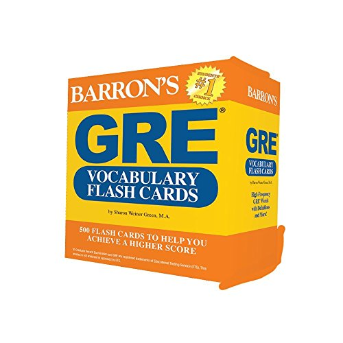 gre vocab Gre vocabulary flashcards this adaptive gre vocabulary list, with nearly 1,000 vocab words & roots, will prepare you for the verbal reasoning & analytical writing sections faster than you ever thought possible.