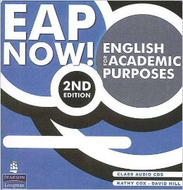 EAP Now! English for Academic Purposes CD