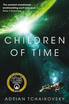 Children of Time (Arthur C. Clarke Award 2016)