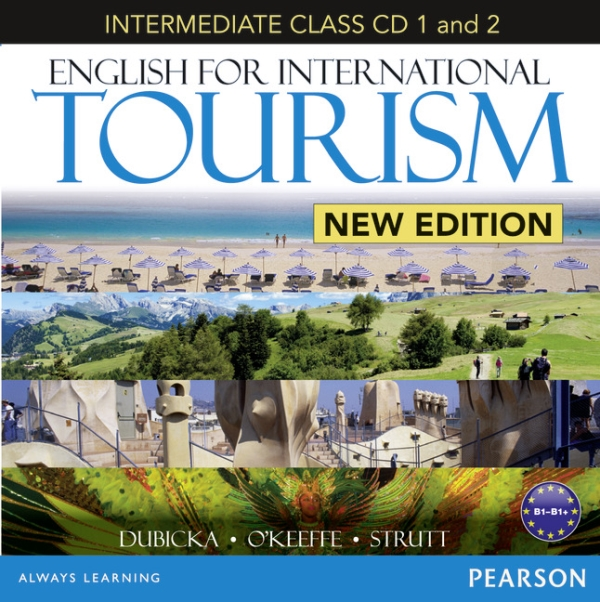Eng for International Tourism Ned Int CD