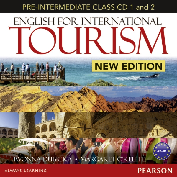 Eng for International Tourism Ned Pre-Int CD
