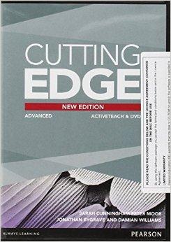 Cutting Edge 3rd Edition Advanced Active Teach