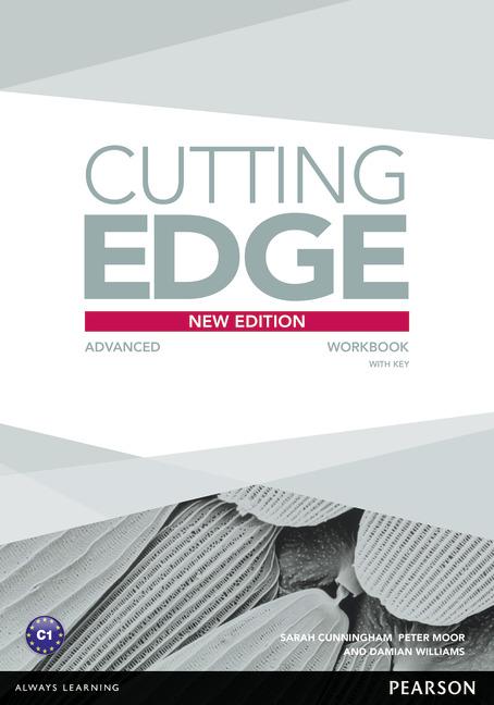 Cutting Edge 3rd Edition Advanced Workbook+online CD+key