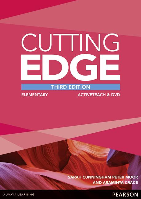 Cutting Edge 3rd Edition Elementary Active Teach
