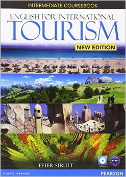 English for International Tourism New Edition Intermediate Coursebook +DVD