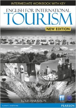 English for International Tourism New Edition Intermediate Workbook +CD +Key