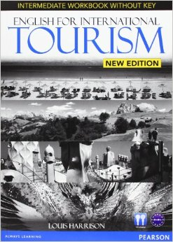 English for International Tourism New Edition Intermediate Workbook +CD no Key