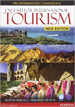 English for International Tourism New Edition Pre-Intermediate Coursebook +DVD