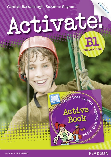 Activate! B1 Student's Book +Active Book (CD-ROM) +Access Code