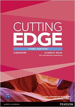 Cutting Edge 3rd Edition Elementary Student's Book +DVD