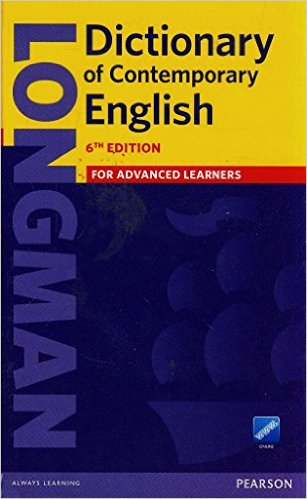 L Dict of Contemporary English  6Ed Cased + access code