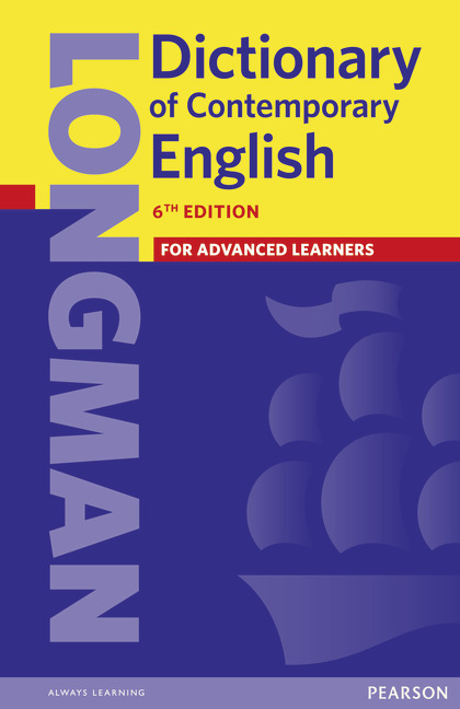 L Dict of Contemporary English 6Ed Paper