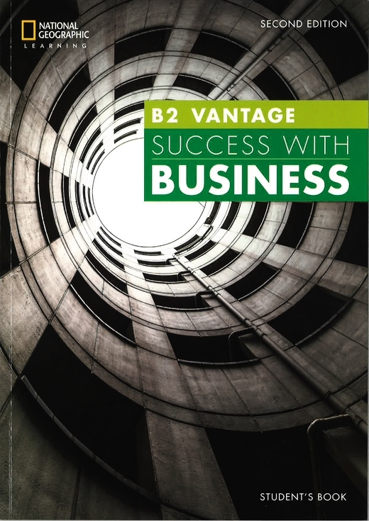 Success with Business B2 Vantage SB