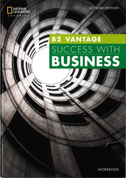 Success with Business B2 Vantage WB