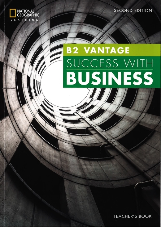 Success with Business B2 Vantage TB