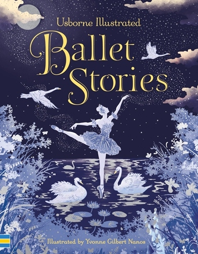 Illustrated Ballet Stories  (HB)