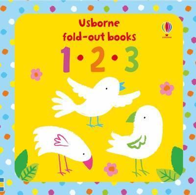 123 (fold out board book)