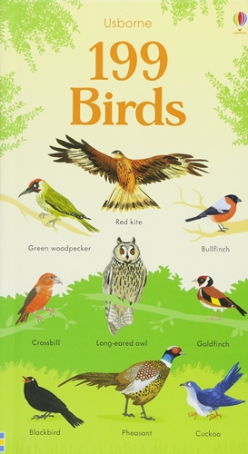199 Birds (199 Pictures)