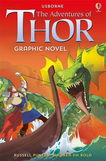 Adventures of Thor, the - graphic novel