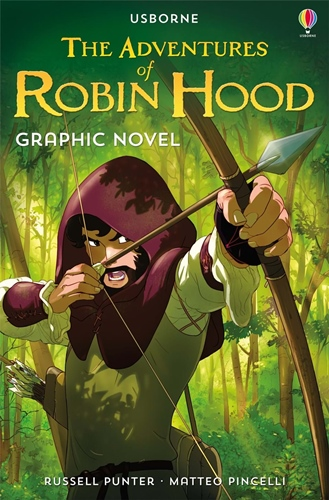 Adventures of Robin Hood, the - Graphic Novel