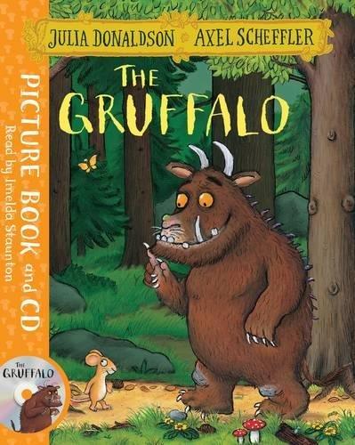Gruffalo, the  +CD