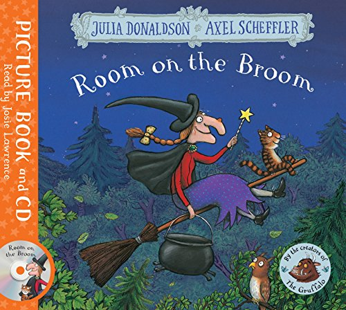 Room on the Broom +CD