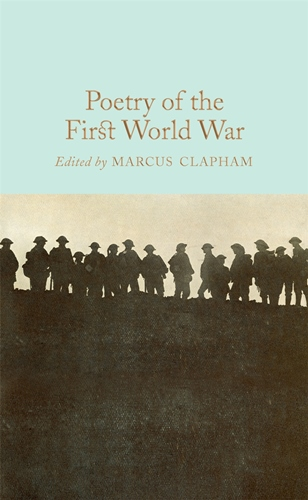 CollLibra   Poetry of the First World War (HB)