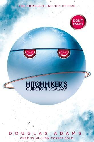 Hitchhiker's Guide to the Galaxy Omnibus: A Trilogy in Five Parts