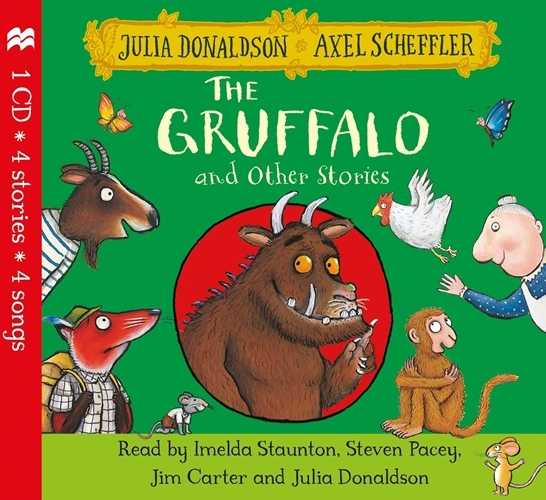 Gruffalo and Other Stories 1D