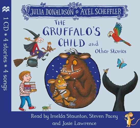 Gruffalo's Child and Other Stories CD