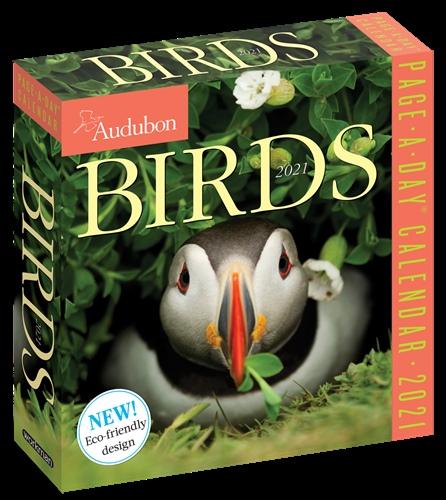 Birds Page-A-Day Calendar 2021
