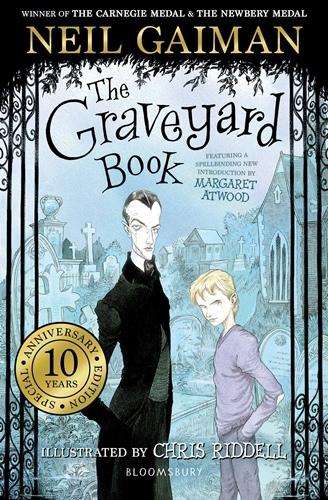 Graveyard Book, the - 10th Anniversary Ed