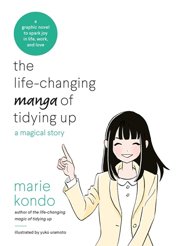 Life-Changing Manga of Tidying Up, the