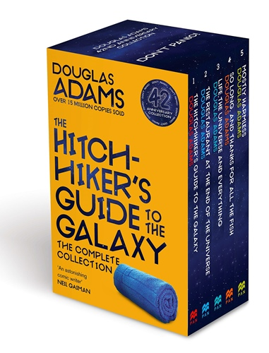 Complete Hitchhiker's Guide to the Galaxy Boxset, the