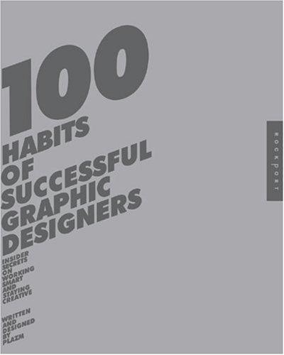 100 Habits of Successful Graphic Designers
