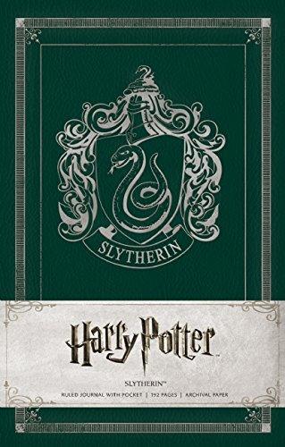 Harry Potter Slytherin Ruled Journal