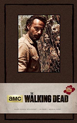 Walking Dead: Rick Grimes Ruled Journal