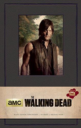 Walking Dead: Daryl Dixon Ruled Journal