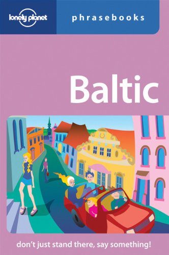 Baltic States Phrasebook