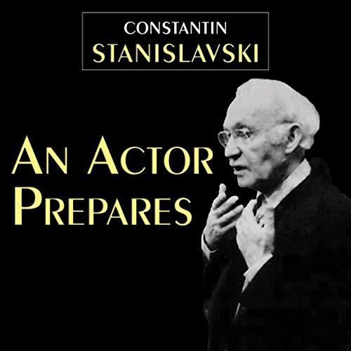 Actor Prepares