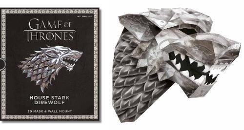 Game of Thrones: House Stark Direwolf