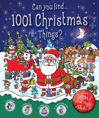 1001 Things to Find at Christmas