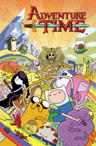 Adventure Time vol 1
