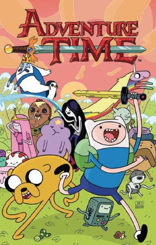 Adventure Time vol 2