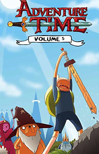 Adventure Time vol.5